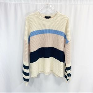 Sanctuary stripe sweater